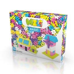Plastikowe Klocki Meli Girls - 600 sztuk