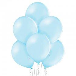 Balon lateksowy Sky Blue - 30 cm