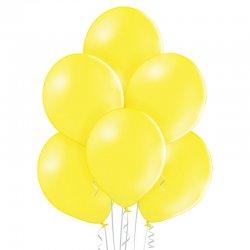 Balon lateksowy Pastel Yellow - 30 cm