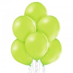 Balon lateksowy Apple Green - 30 cm