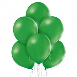 Balon lateksowy Leaf Green - 30 cm