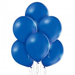 Balon lateksowy Royal Blue - 30 cm