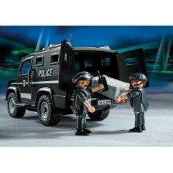 Playmobil 5974 - Pojazd terenowy jednostki specjalnej