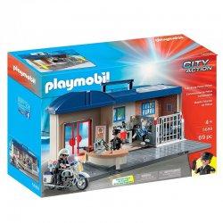 Playmobil 5689 - Przenośny komisariat policji