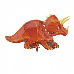 Balon SuperShape - Dinozaur Triceratops - 106 x 60 cm