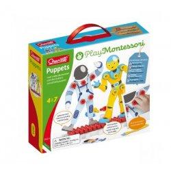 Quercetti 0614 - Montessori - Robot i Astronauta