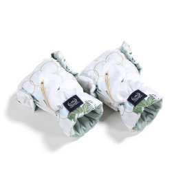 Mufka rękawice Aspen Winterproof, Heron in a Cream Lotus, Smoke Mint