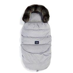 Śpiworek zimowy Aspen winterproof Combo, Dark Grey