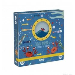 Gra Memory Zwierzęta Oceanu - Ocean Animals - Londji