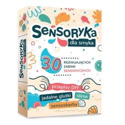 Sensoryka dla smyka, 30 zabaw sensorycznych