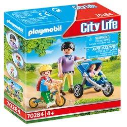 Playmobil 70284 - Mama z dziećmi