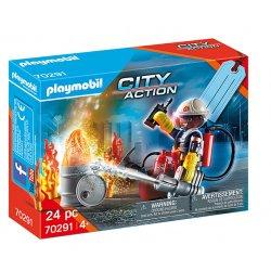 Playmobil 70291 - Zestaw upominkowy Straż Pożarna