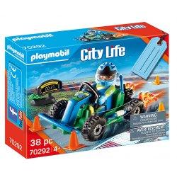 Playmobil 70292 - Zestaw upominkowy Gokart
