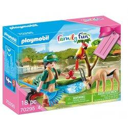 Playmobil 70295 - Zestaw upominkowy Zoo