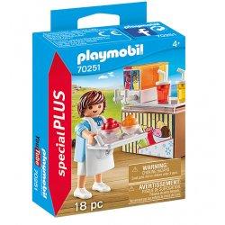 Playmobil 70251 - Sprzedawca lodów