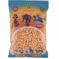 Hama 201-78 kolor jasny łosoś, Dodatkowe koraliki Hama Midi 3000 szt