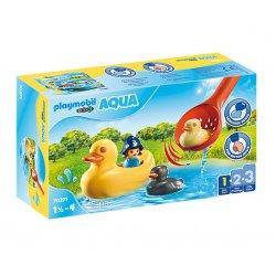 Playmobil 70271 - rodzina kaczuszek