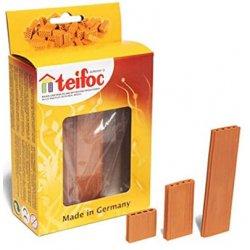 Teifoc 906800 - Cegiełki płaskie na dach