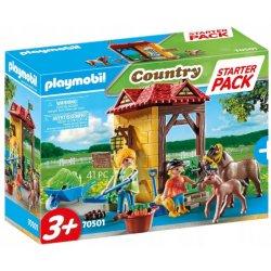 Playmobil 70501 - Starter Pack Stadnina koni