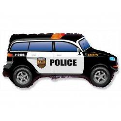 """Balon foliowy - """"Police Car"""" - 24"""" (61cm)"""