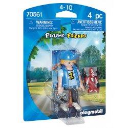 Playmobil 70561 - Nastolatek ze zdalnie sterowanym samochodem