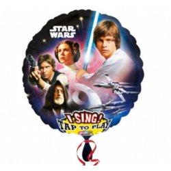 Balon Grający - Star Wars - 71 cm
