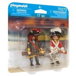 Playmobil 70273 - Pirat i oficer Rotrock