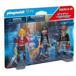 Playmobil 70670 - Zestaw figurek - Złodzieje