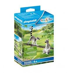 Playmobil 70355 - Lemury