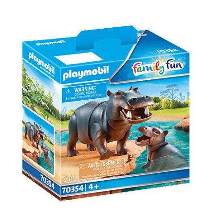 Playmobil 6945 - Hipopotamy