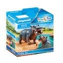 Playmobil 70354 - Hipopotamy