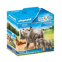 Playmobil 70357 - Nosorożce