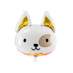 Balon w kształcie Pieska - 45 x 50 cm