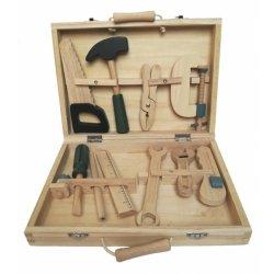 Toolbox, drewniane narzędzia w skrzyneczce, Egmont Toys