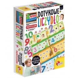 Lisciani: Montessori Plus: Dotykowe liczydełko