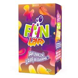 Eksperyment FUN LAVA - Jak uwięzić lawę w lampie?