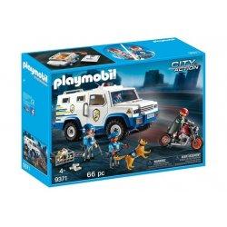 Playmobil 9371 - Transporter pieniędzy
