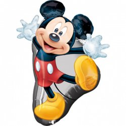 Balon Myszka Mickey XL SuperShape 78 cm x 55 cm