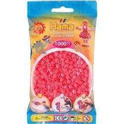 Hama 207-33, koraliki łososiowe neon