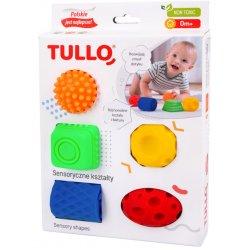 Sensoryczne kształty 5 szt - Tullo 421