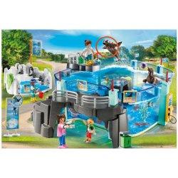 Playmobil 70537 - Mega Set - Oceanarium z basenem dla pingwinów
