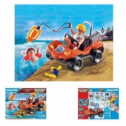 Playmobil 70661 - Ratownik na plaży