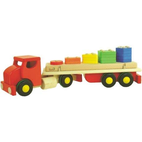 Duża ciężarówka - Lorry PC - BAJO - 44710