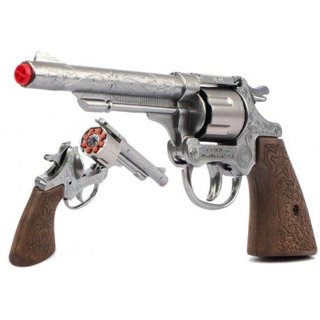 Gonher Cowboy - Pistolet na kapiszony - Model 80/0