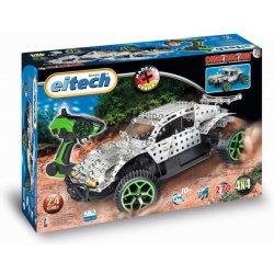 Eitech C25 - Mega Jeep na Pilota - klocki konstrukcyjne