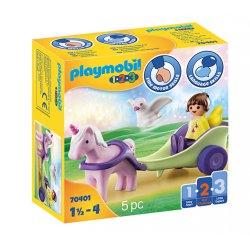 Playmobil 70401 - Powóz jednorożca z wróżką