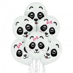 Balony Uśmiechnięte Pandy (Pandas) - D11 Belbal
