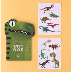 Tatuaże dla dzieci, Jurasic, Dinozaury