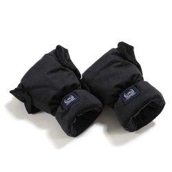 Mufka rękawice Aspen Winterproof, Black, La Millou