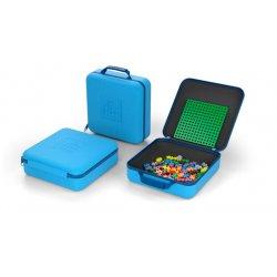 Mini Plus Plus - Klocki 100 szt. w podróżnej walizce
